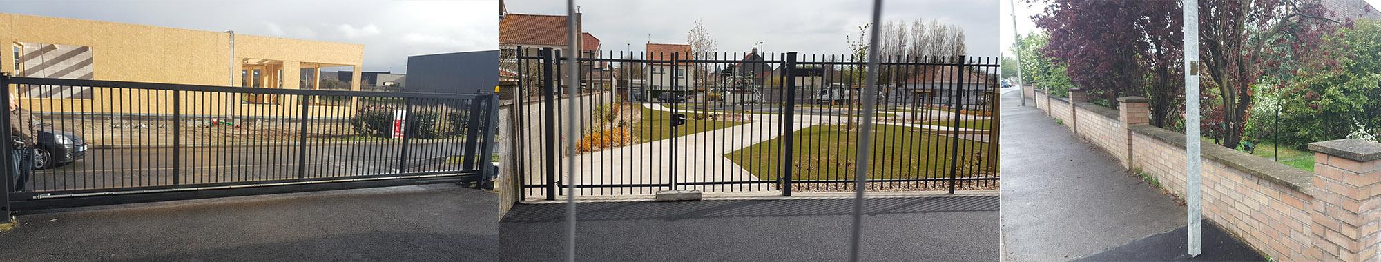 Clôture des 2 Caps, pose de clôtures, portails et ...